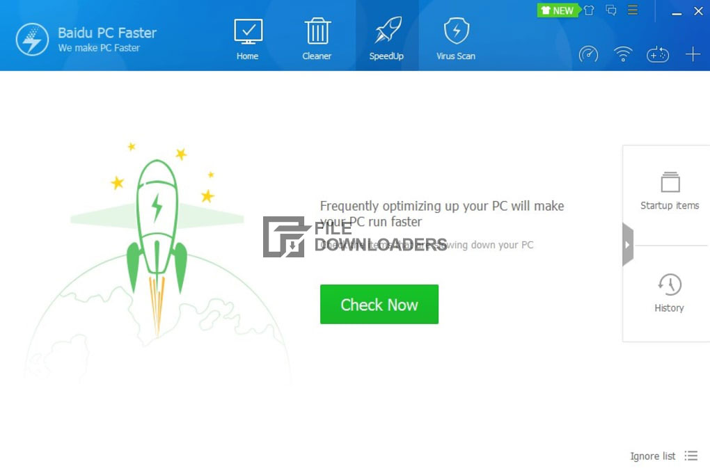 Baidu PC Faster 2020 Free Download