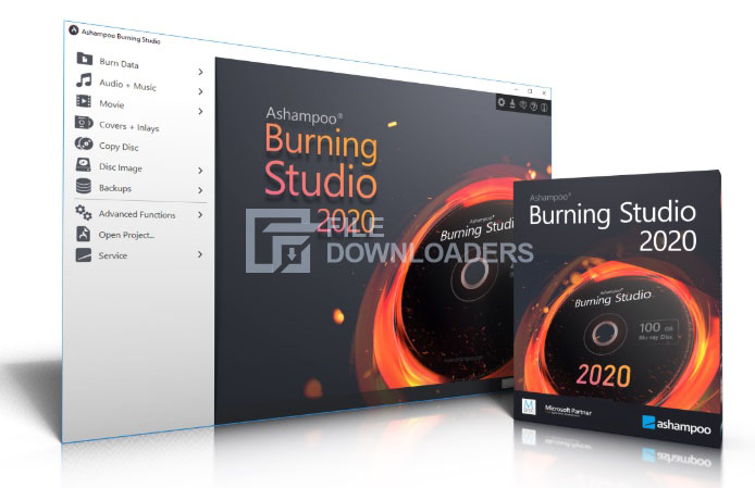 Download Ashampoo Burning Studio for Windows
