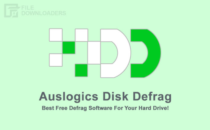 Auslogics Disk Defrag Latest Version