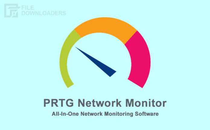 PRTG Network Monitor Latest Version