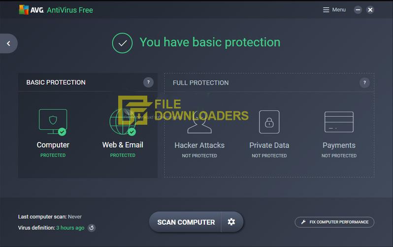 AVG AntiVirus Free Offline Installer