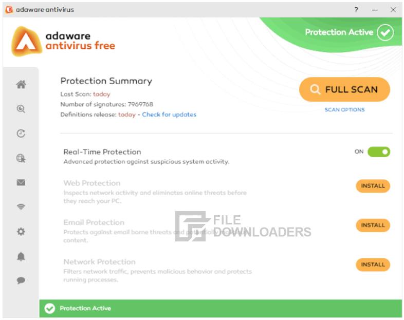 Adaware Antivirus Free for Windows