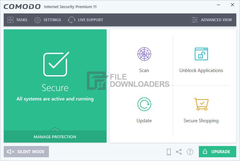 Comodo Antivirus for Windows