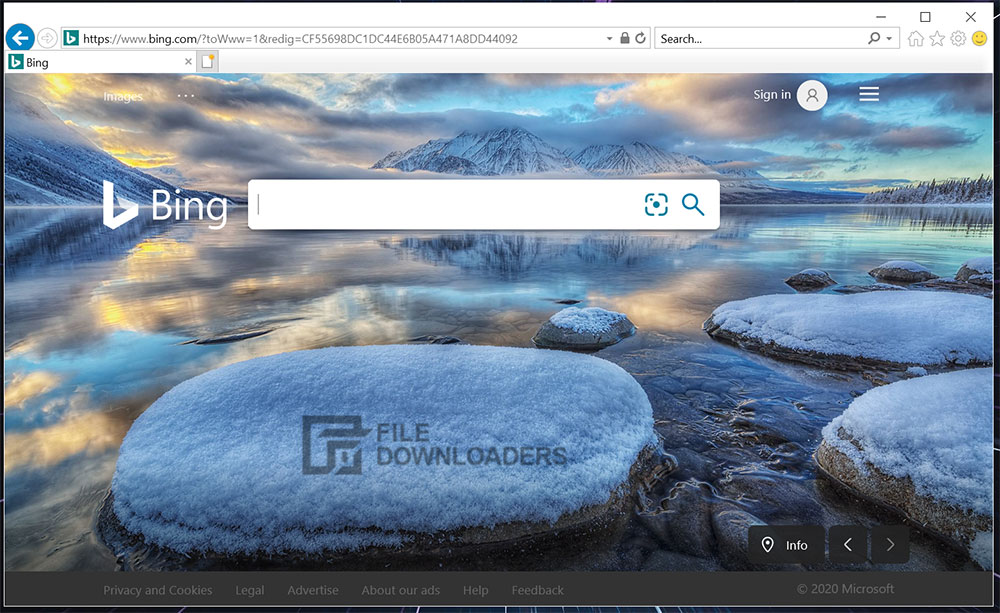 Internet Explorer for Windows