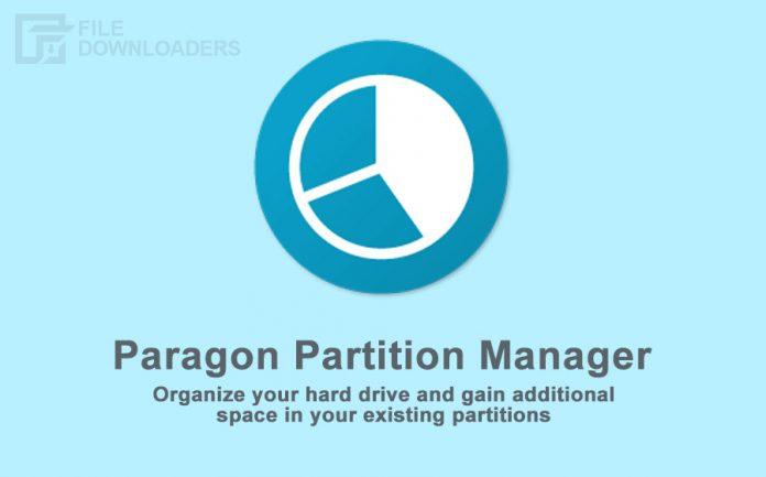 Paragon Partition Manager Latest Version