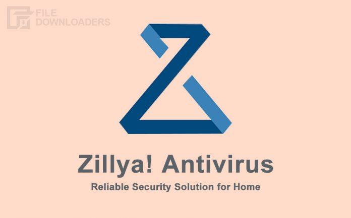 Zillya Antivirus Latest Version