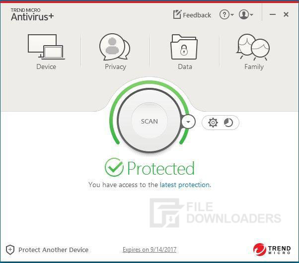 Trend Micro Antivirus for Windows