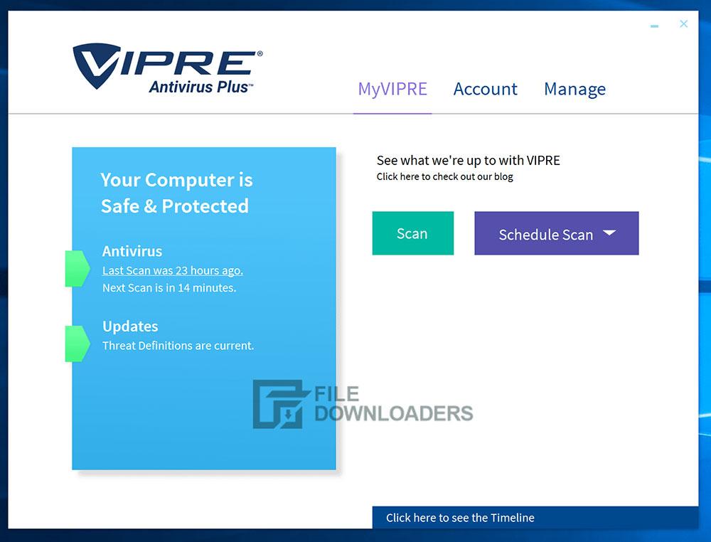 VIPRE Antivirus for Windows