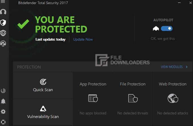 Bitdefender Antivirus Free for Windows