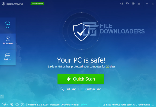 Baidu Antivirus Latest Version