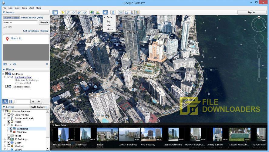 Google Earth for Windows