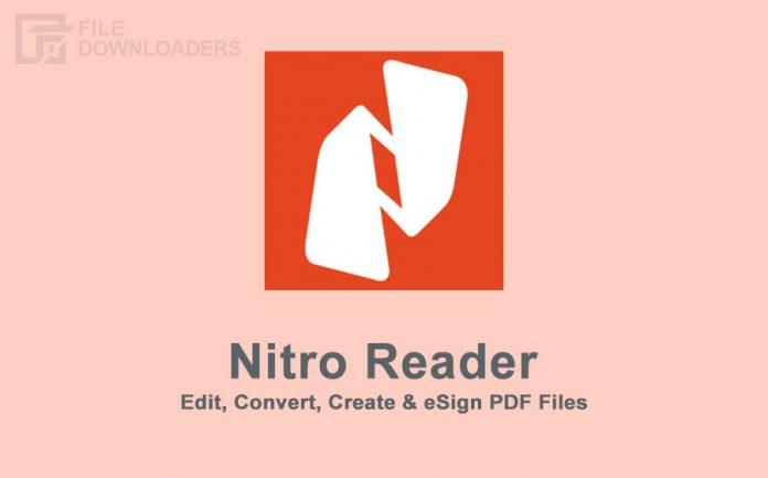 Nitro Reader Latest Version