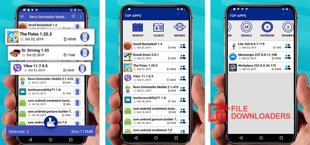 Revo Uninstaller Mobile for Android