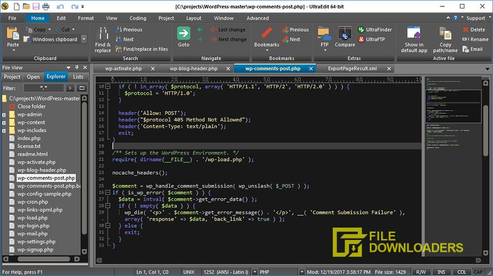UltraEdit for Windows