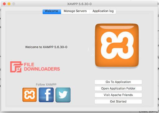 XAMPP for Mac OS
