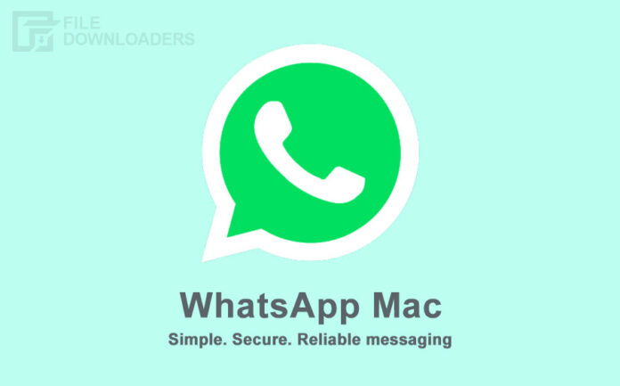 WhatsApp for Mac Latest Version for Mac