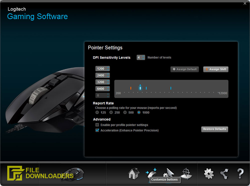 Logitech Gaming Software for Mac