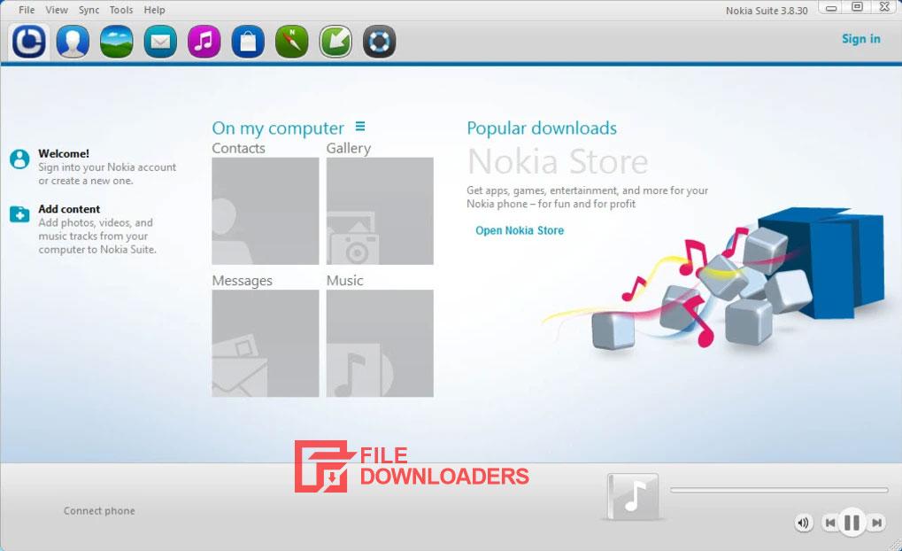 Nokia Suite for Windows