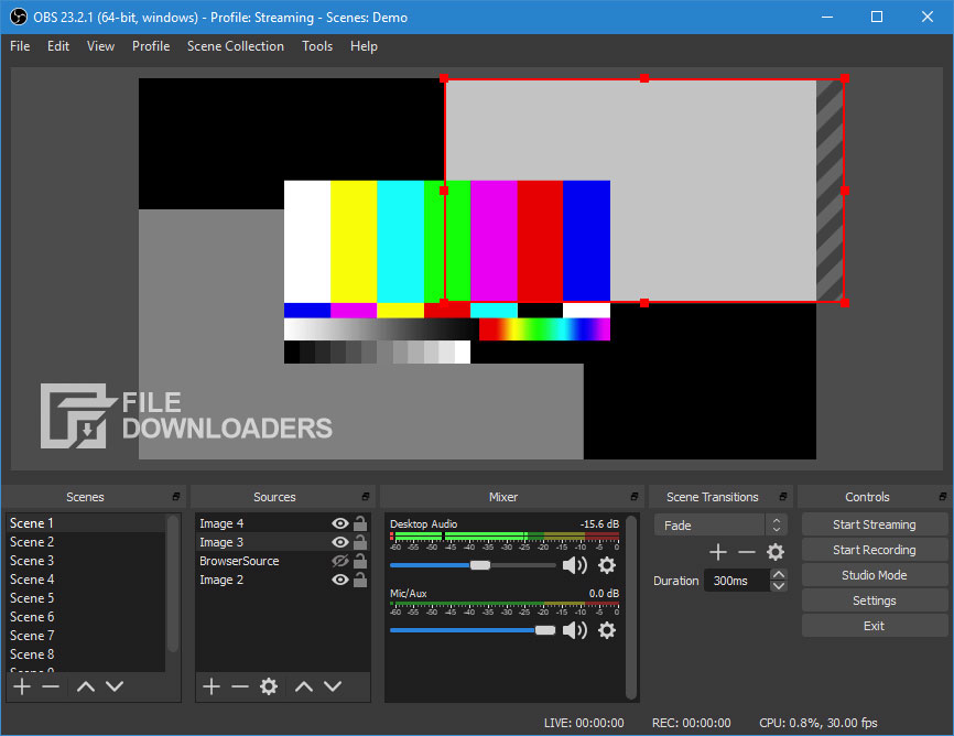 OBS Studio for Windows