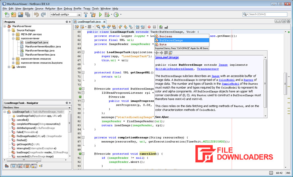 NetBeans for Windows