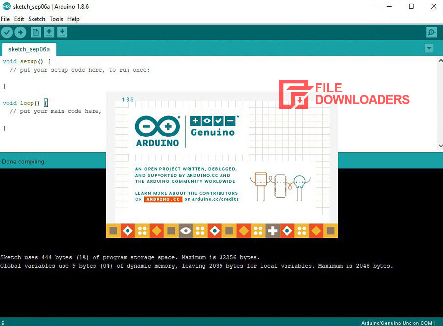 Arduino IDE for Windows