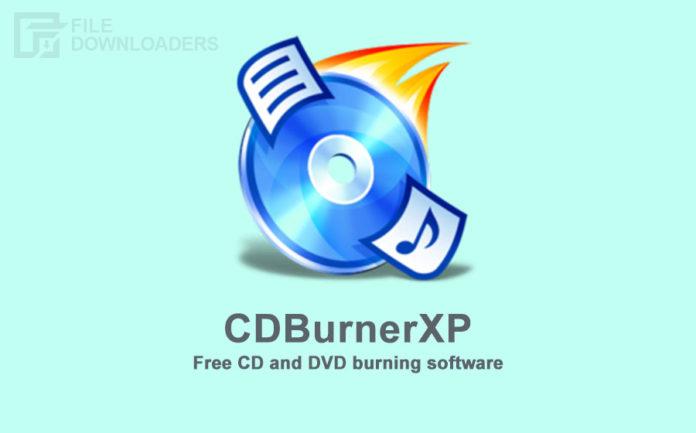 CDBurnerXP Latest Version