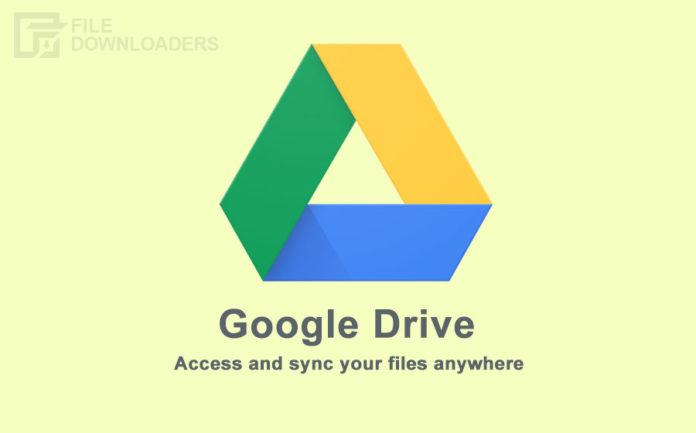 Google Drive Latest Version