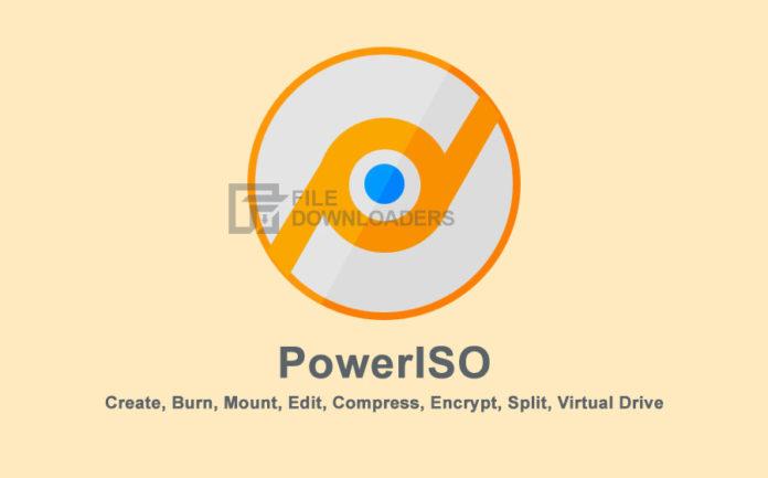PowerISO Latest Version