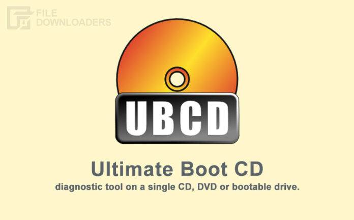 Ultimate Boot CD Latest Version