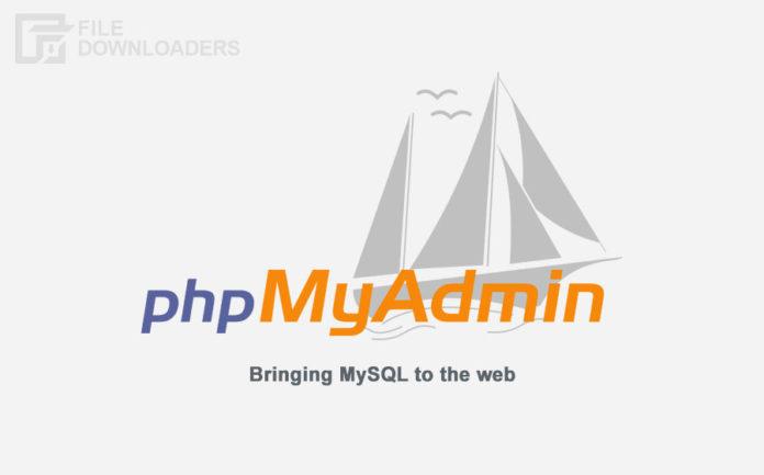 phpMyAdmin Latest Version