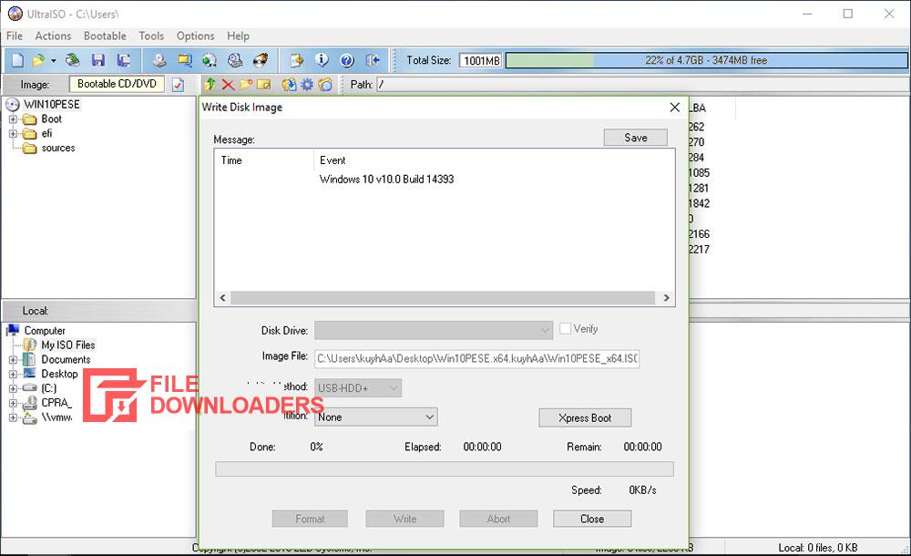 UltraISO for Windows