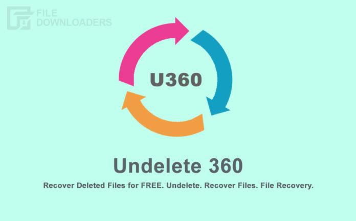 Undelete 360 Latest Version