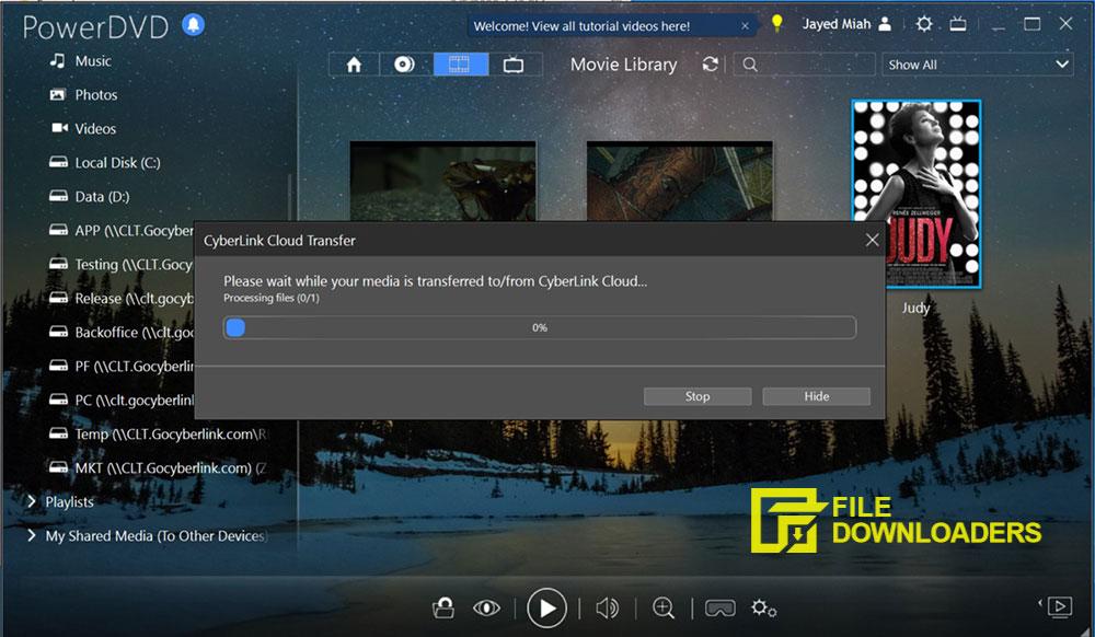 Cyberlink PowerDVD for Windows