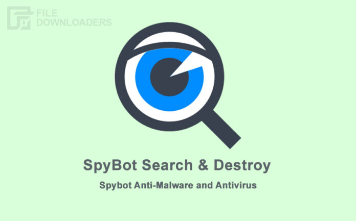 SpyBot Destroy and search Latest Version