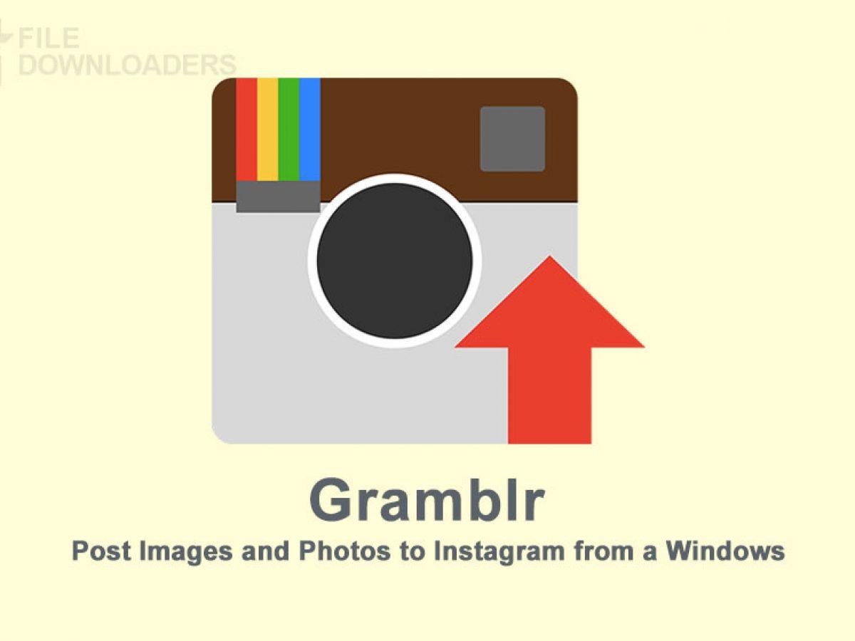 Hochladen fotos gramblr mehrere 🎖▷ Instagram