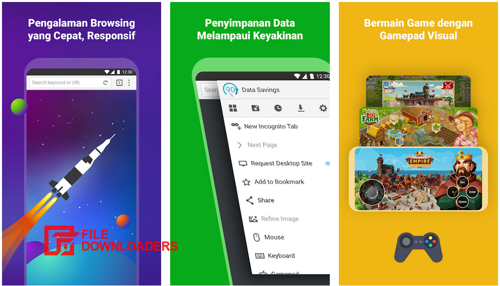 Puffin Browser for Android