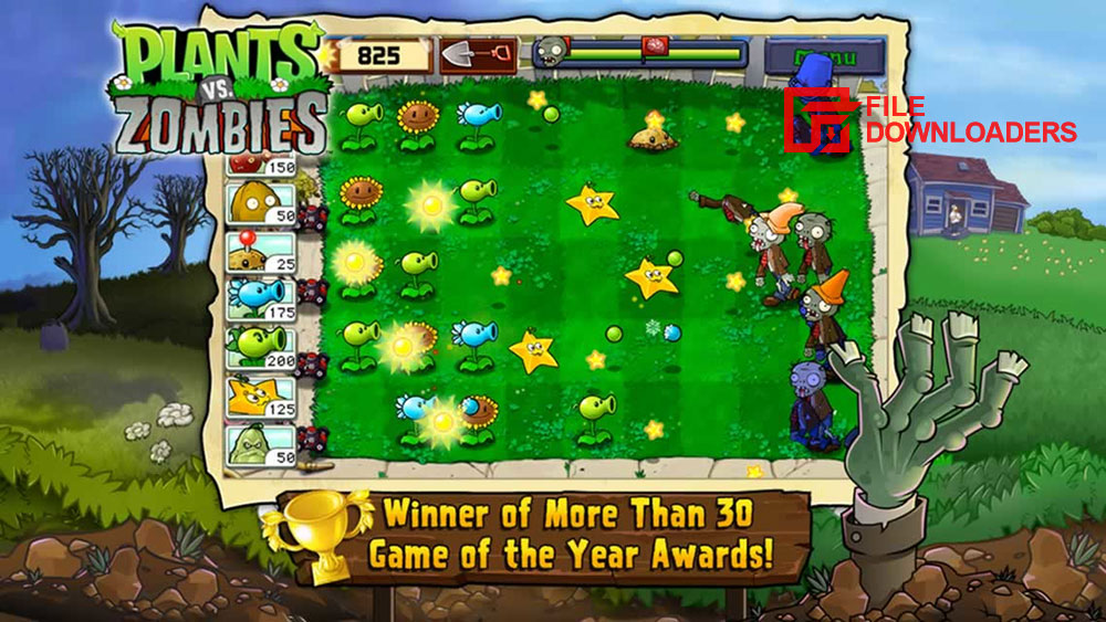 Plants vs Zombies for PC Windows