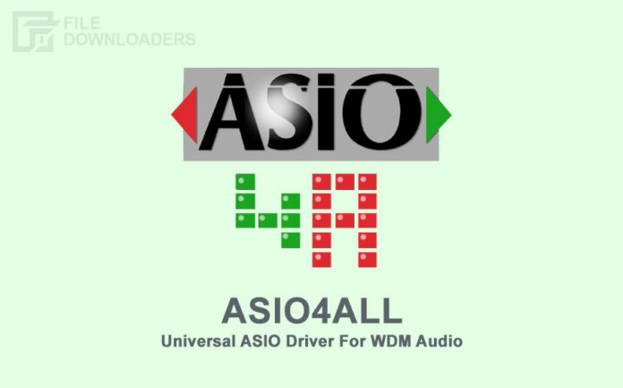 ASIO4ALL Latest Version