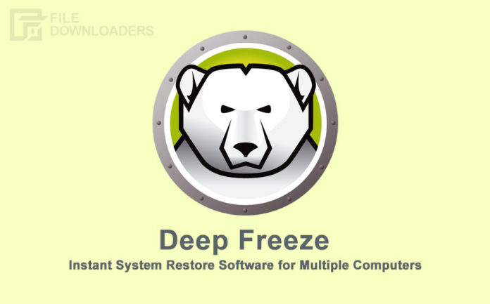 Deep Freeze Latest Version