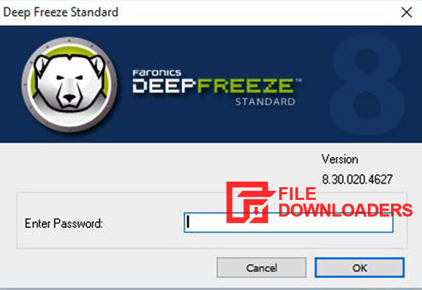 Deep Freeze for PC Windows