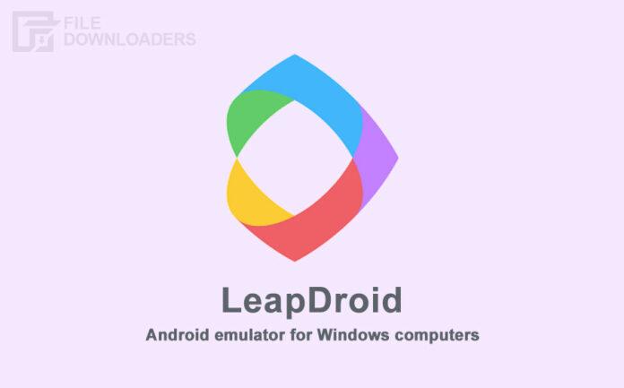 LeapDroid Latest Version