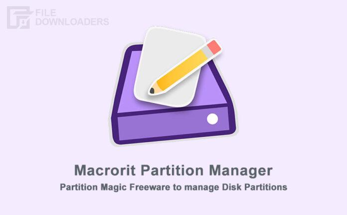 Macrorit Partition Manager Latest Version