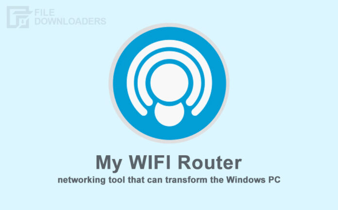 My WIFI Router Latest Version