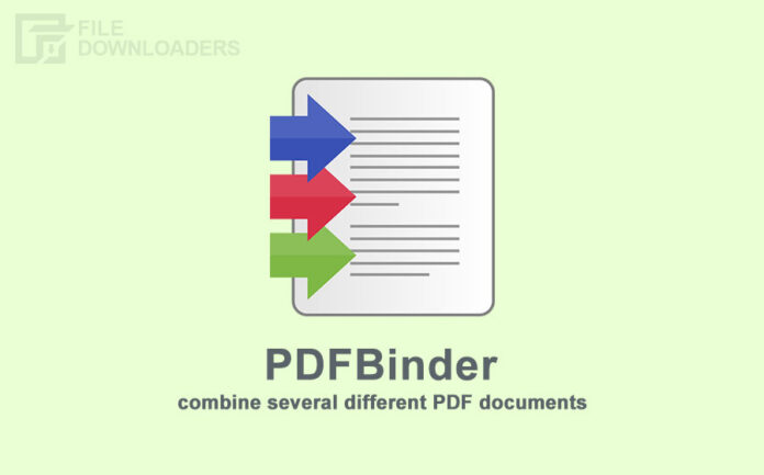 PDFBinder for Windows