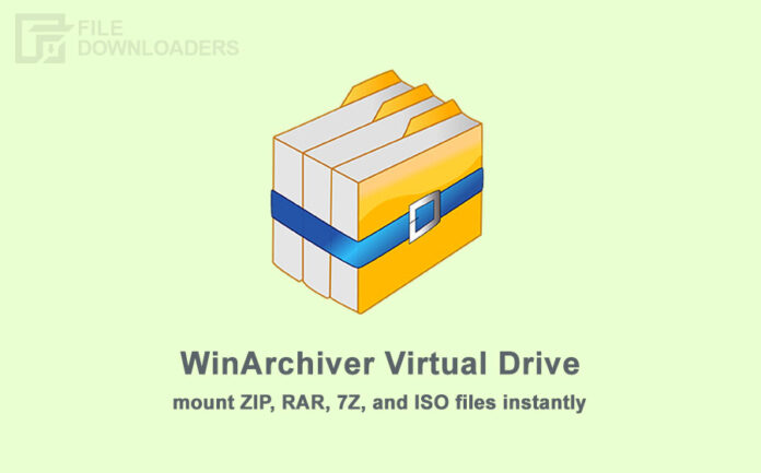 WinArchiver Virtual Drive Latest Version