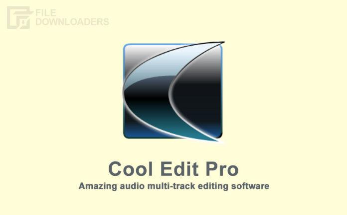 Cool Edit Pro Latest Version