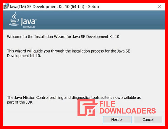 Java SE Development Kit for Windows