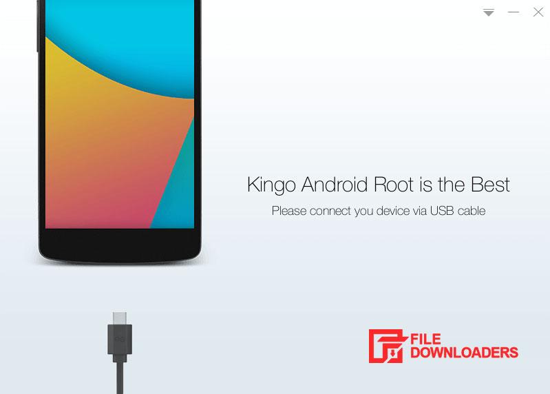 KingoRoot for Windows PC