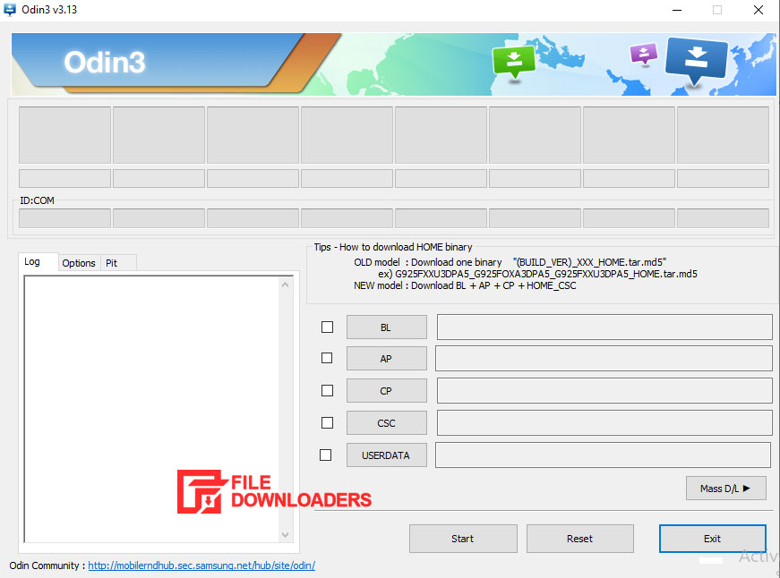 Download Odin3 for Windows