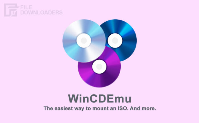 WinCDEmu Latest Version